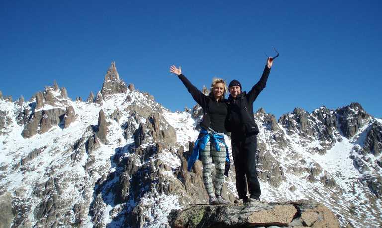 Hike Hut to Hut in Bariloche