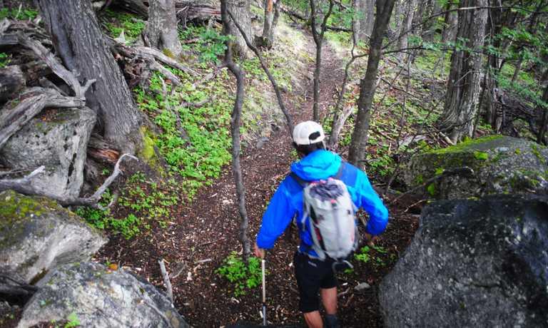 Bushwhacking the Oggioni: Paine's hidden pass