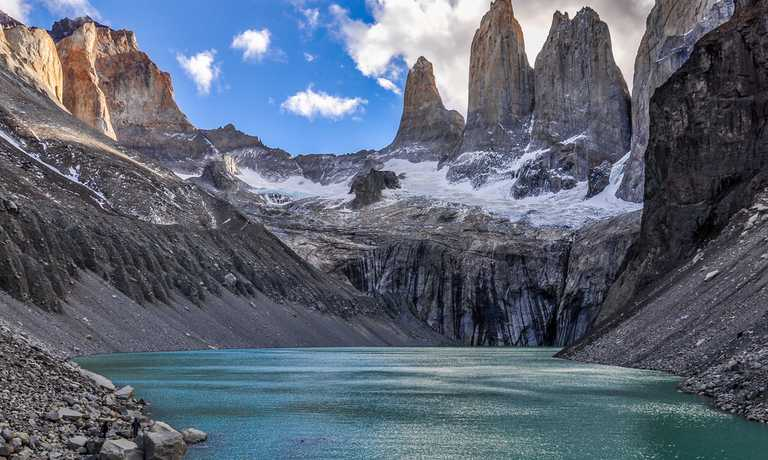 The Original Torres del Paine W Trek
