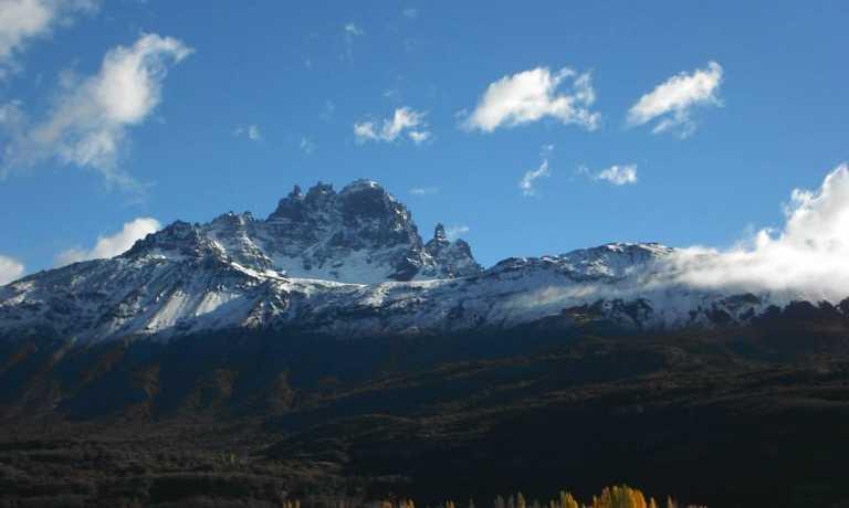 Trek Cerro Castillo National Reserve