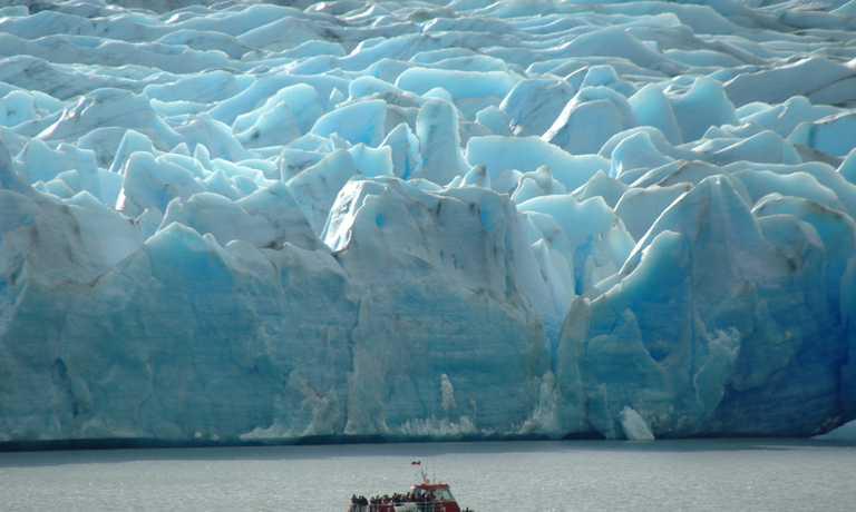 Glacier Cruises