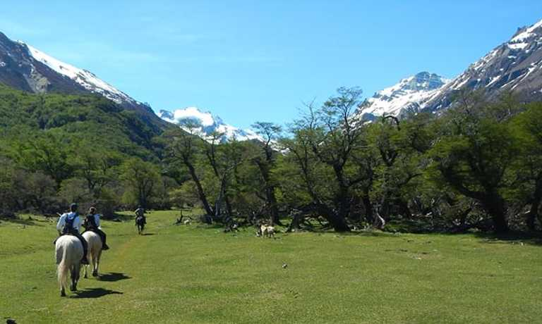 Multisport in Los Glaciares National Park