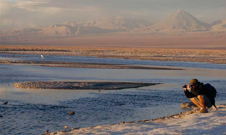 Atacama and Paine