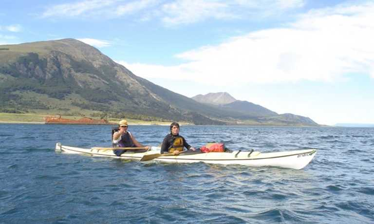 Kayaking Expedition in the Beagle Channel