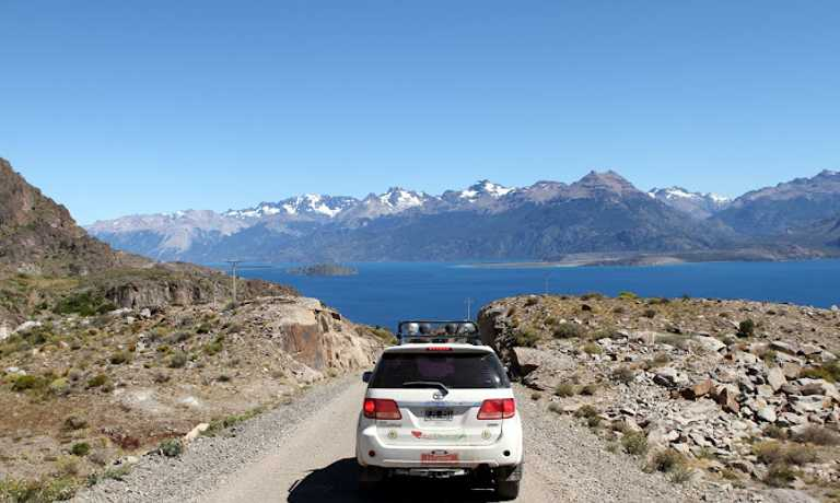Ultimate Road trip in Patagonia