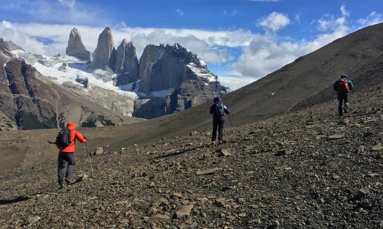Adventure Trek to Mount Paine