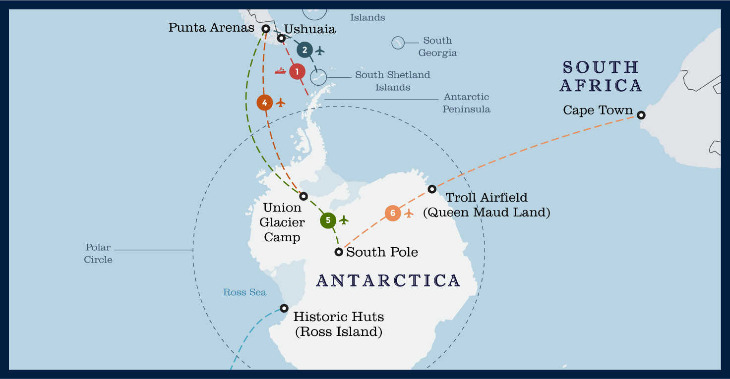 How to get to antarctica book antarctic travel with swoop for How to go to antartica